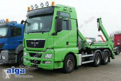 Voir les photos Camion MAN 26.480 BB TGX 6x4, XXL, Meiller AK16T, Intarder