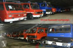 Voir les photos Camion Mercedes 608 D LF8 Feuerwehr Ziegler 7-Sitzer Löschpumpe