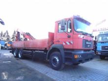 Voir les photos Camion MAN F2000 Palfinger PK 35.000 + Funkfernbedienung