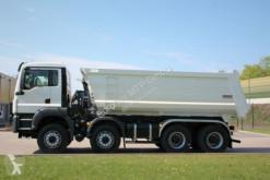 Voir les photos Camion MAN TGS 41.430 8x4 / Kipper 18m³ / EURO 6