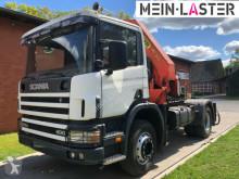 Преглед на снимките Влекач Scania C 124C400