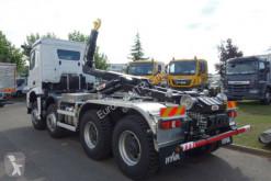 Voir les photos Camion Mercedes 4142 8X4  Hyva Lift Typ: Titan