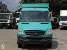 Voir les photos Véhicule utilitaire Mercedes Sprinter Mercedes Sprinter Aufbau: Meiller 3-Seiten Stahl,