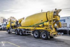 View images Liebherr BETON MIXER - 12M³ semi-trailer