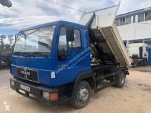 Vedere le foto Camion MAN 8.136
