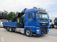 Vedere le foto Camion MAN 26.480 TG-S  6x2 Pritsche Kran Hiab 477 Twistlook