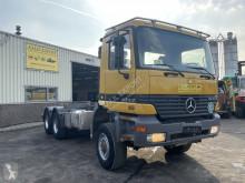 Voir les photos Camion Mercedes Actros 3343