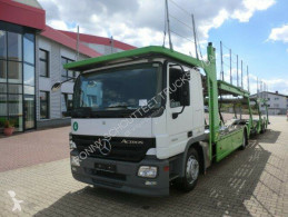 Vedere le foto Autotreno Mercedes Actros 1841L 4x2  1841L 4x2 für 8 bis 9 Fahrzeuge, Aufbau AKSOYLU