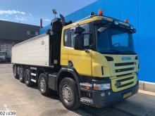 se bilderna Lastbil Scania P 420