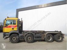 Voir les photos Camion MAN TGA 35.460 BB 8x4  Autom./Klima/Sitzhzg./eFH.