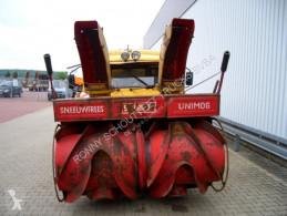 Voir les photos Camion Unimog - 30 411 4x4 30 411   4x4, Schneefräse mit Separatmotor