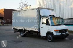 Voir les photos Camion Mercedes Vario 618d Pritsche 5,05m Klima Luftgefedert AHK