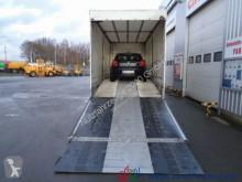 Voir les photos Camion Mercedes 822 Atego Geschlossener Transport + el. Rampen