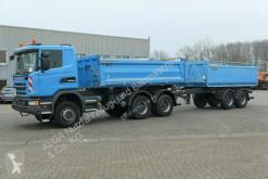 Voir les photos Camion Scania G400/Allrad 6x6/Meiller/Klima