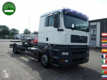 Voir les photos Camion MAN TGA 18.350 4x2 LL ATL KLIMA Fahrschule 5-Sitzer
