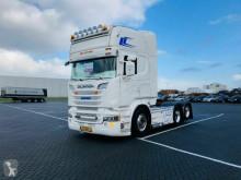 Voir les photos Tracteur Scania R 560