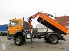 View images Mercedes Atego 1828AK manuell Meiller Kran Atlas Klima truck