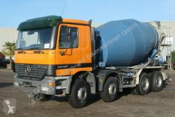 Voir les photos Camion Mercedes 3240 B Actros 8x4, Liebherr 9m³, Euro 3,Schalter