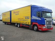 Voir les photos Camion remorque Scania R 450