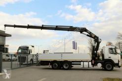 Voir les photos Camion Volvo FM 400 /BOX+CRANE HIAB 377 / RADIO / STEERING