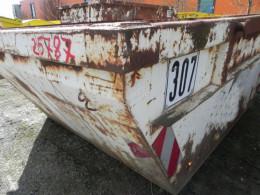 Zobaczyć zdjęcia Wyposażenie ciężarówek nc Absetzcontainer Stahl,Fassungsvermögen ca. 3,0 m³.Baujahr und weitere Daten n.b., da kein Typenschild vorhanden.