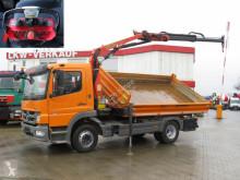 Преглед на снимките Камион Mercedes Atego Funk Greiferst