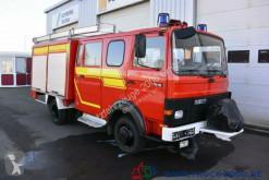Voir les photos Camion Iveco 75E16 A Mannschaft- Feuerwehr Löschpumpe Top