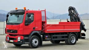 Voir les photos Camion Volvo FL 280 Pritsche 3,90m + Kran* 4x2 *Topzustand!