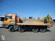 Voir les photos Camion MAN TGS 35.480 8x4 BB Bordmatik hydr. Heckklappe Intar