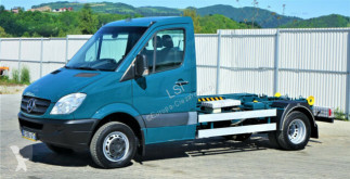Zobaczyć zdjęcia Ciężarówka Mercedes SPRINTER 515 CDI Abrollkipper 2,80m*Topzustand!