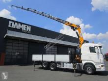 Voir les photos Camion Scania R 500