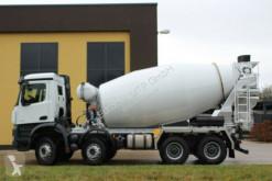 Zobaczyć zdjęcia Ciężarówka Mercedes Arocs AROCS 5 4142 8x4 / Euro6d  EuromixMTP  EM 9m