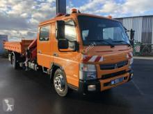 Vedere le foto Camion Mitsubishi Canter FUSO Canter 7C18 4x2 DOKA Kipper + Kran PK7001K