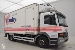 View images Mercedes Atego 1218 truck