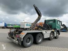 Просмотреть фотографии Грузовик MAN TGS 35.480 8x4 Multilift 26T | Intarder AHK