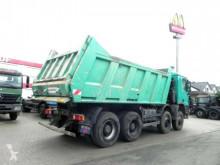View images Mercedes Actros 4141 8x8 4 Achs Muldenkipper Meiller 17m³ truck