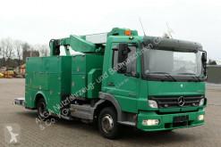 Voir les photos Camion Mercedes 1024 Atego, VERSALIFT, Arbeitshöhe 15,7 m.