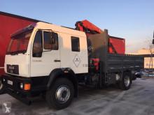 Преглед на снимките Камион MAN 18.285