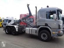 Voir les photos Camion Scania 124 420 Lames Big axle
