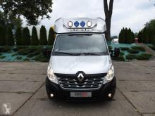 Vedere le foto Camion Renault MASTERPLANDEKA WINDA 9 PALET KLIMA WEBASTO TEMPOMAT PNEUMATYKA