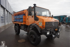 Vedere le foto Veicolo per la pulizia delle strade Mercedes Unimog U 2150