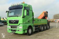 Voir les photos Camion MAN TGX 35.540