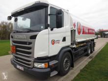 Voir les photos Camion Scania REF-445