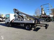 Voir les photos Camion Oil & Steel OIL STEEL SCORPION 1812 On Nissan Cabstar