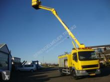 Voir les photos Camion DAF 45 CUSTERS 14 M HOOGWERKER MANUAL GEARBOX