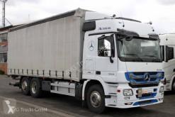 View images Mercedes Actros 2544 L trailer truck