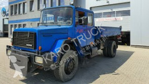 Voir les photos Camion Iveco Magirus 160-230,3xTipper, Full Steel 4x4,V8 engine