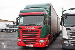 Zobaczyć zdjęcia Ciężarówka z przyczepą Scania G 410