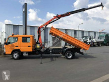 Vedere le foto Camion Fuso Canter 7C18 4x2 DOKA Kipper + Kran PK7001K