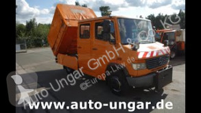 View images Mercedes Vario 614 D Vario Kipper DOKA 5-Sitzer Plane Winterdienst °1938 road network trucks